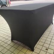 黑色彈力桌套 出租 (3)