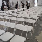 主婦聯盟生活消費合作社 提起菜籃講座活動 文創園區 白色摺疊椅 出租運送 (8)