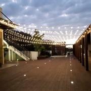 艾鉅衝浪板 尾牙活動 泳池裝飾串燈 出租