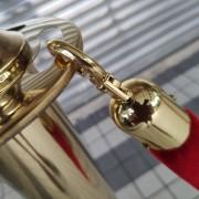 金柱紅繩 掛繩紅龍柱 迎賓柱 掛繩柱 出租運送 (3)