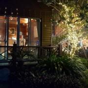 國碩電子遊戲場 聖誕節活動 樹裝飾小彩燈 網燈 流星燈 出租施工搭設 (5)
