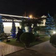 霧峰林家 頤圃園區 古蹟推廣活動 串燈 聖誕燈 小彩燈 網燈 出租搭設 (14)