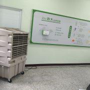 中原大學 卓然果園食果市集活動 降溫水冷扇 出租運送 (16)