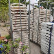 來來幼兒園 暑期夏令營戶外活動 白色折疊椅 出租運送 (12)