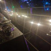 公老坪荔枝節 Buffet區 裝飾氣氛串燈 出租搭設 (52)