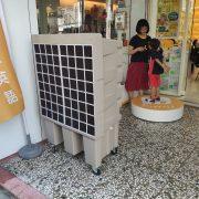 愛象英語 大雅分校暑期招生活動 水冷扇 塑膠椅 出租運送 (2)