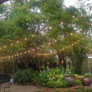 6月6日 千樺花園餐廳 婚禮晚宴 串燈 投影設備 音響 出租搭設 (11)