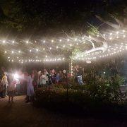 6月6日 千樺花園餐廳 婚禮晚宴 串燈 投影設備 音響 出租搭設 (8)
