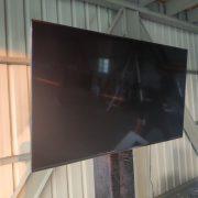 旺偉休閒航空 漢彌爾頓飛行錶 合作展覽會 75吋液晶電視 Truss支撐架組 出租運送 (7)