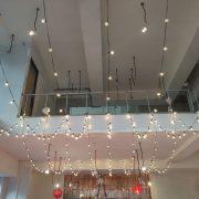 公司餐會活動 裝飾串燈 場地佈置出租施工 (6)
