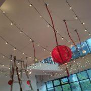公司餐會活動 裝飾串燈 場地佈置出租施工 (7)