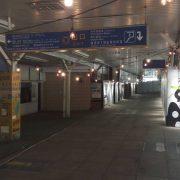 火車站展覽活動 復古風串燈 出租搭設 (21)