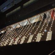 AGIT艾鉅衝浪板公司 中秋活動 3樓泳池餐區 串燈出租佈置施工 (52)