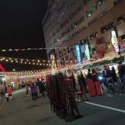 埔里蔬食節 戶外餐會用裝飾串燈 出租運送 (4)